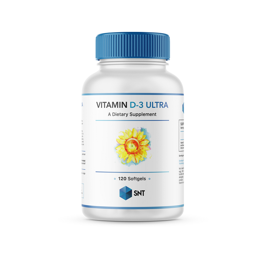 Vitamin D3 Ultra 10000 IU softgel